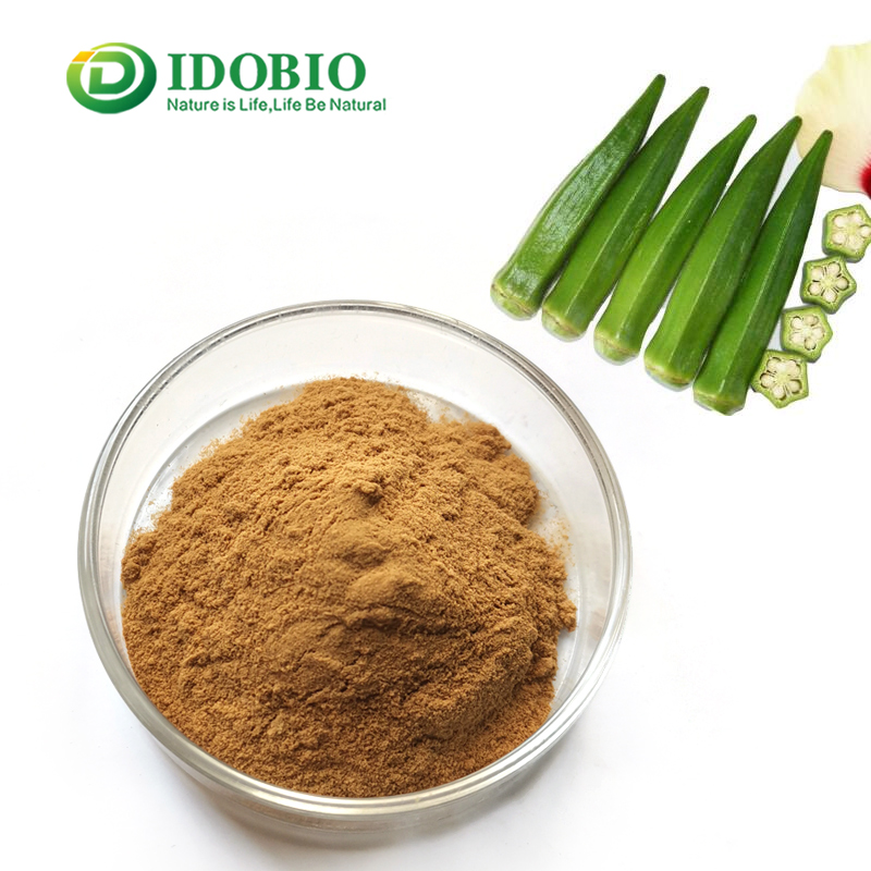 Supply High Quality Okra Extract