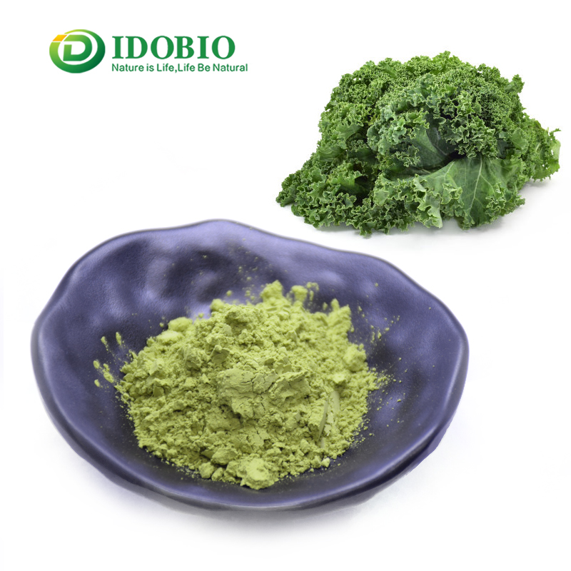 100% Natural Organic Kale Extract Powder