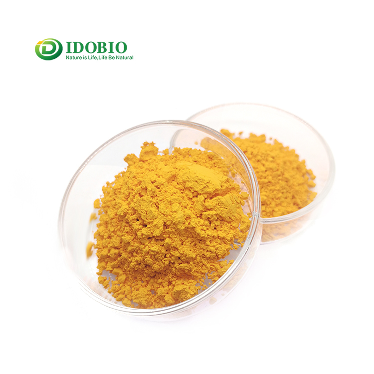 EU NOP Certified Organic Turmeric Curcumin Powder