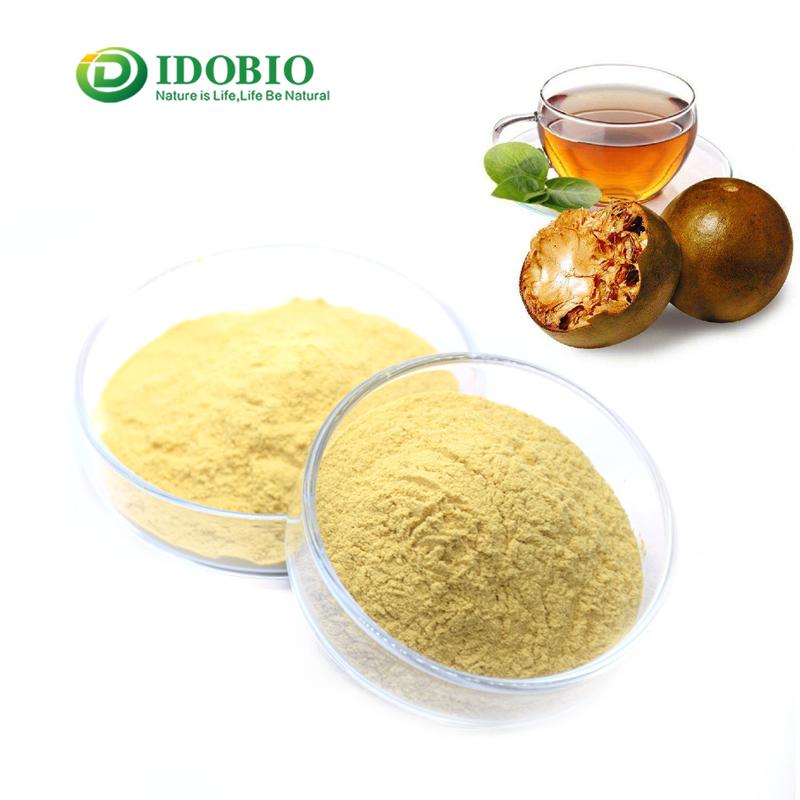EU NOP Certified Organic Monk Fruit Sweetener Bulk Supply