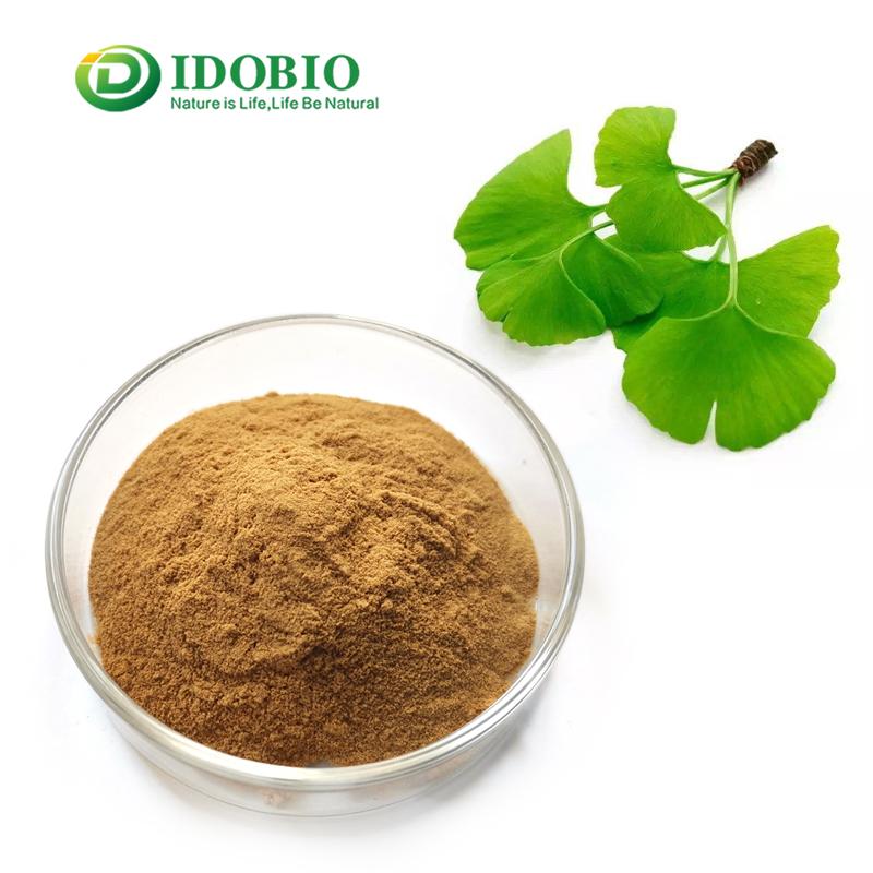 EU NOP Certified Organic Ginkgo Leaf Extract