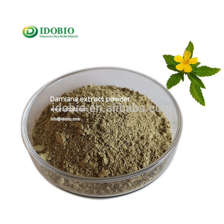 Natural Damiana Leaf Extract
