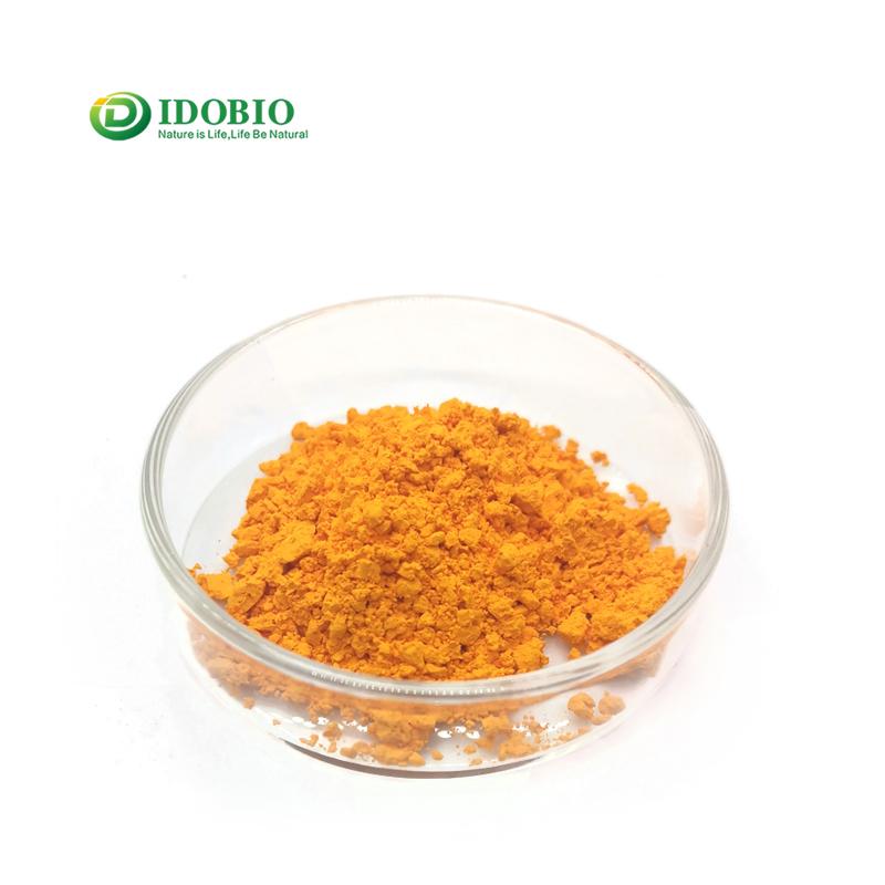 Natural Pigment Gardenia Yellow powder