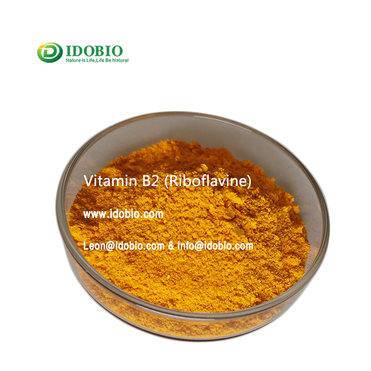 IdoBio Riboflavin b2 vitamin B2