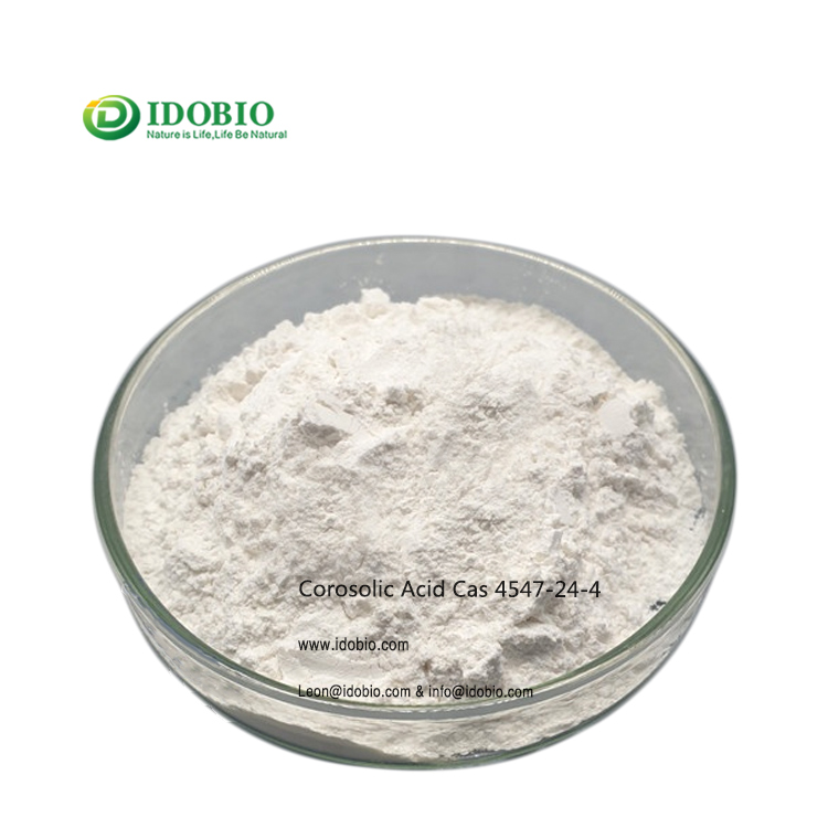 IdoBio Pure Corosolic Acid 5% 10% 20% 98%